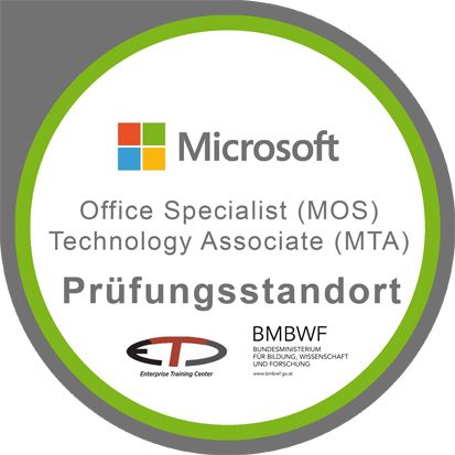 Microsoft Office Specialist (MOS), Technology Associate (MTA) Prüfungsstandort
