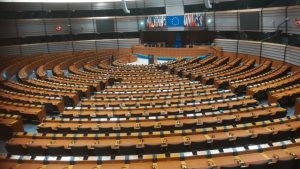 Parlament Strasbourg