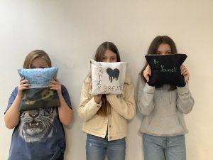 Eat Sleep Repeat Facherubergreifendes Projekt Textil Englisch In Der 2e Gymnasium Und Realgymnasium